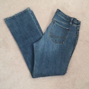 Old navy curvy boot cut jeans - size 12